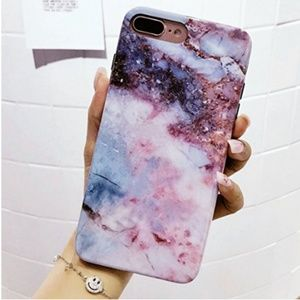 Accessories - iPhone 7/8 Plus Marble Case